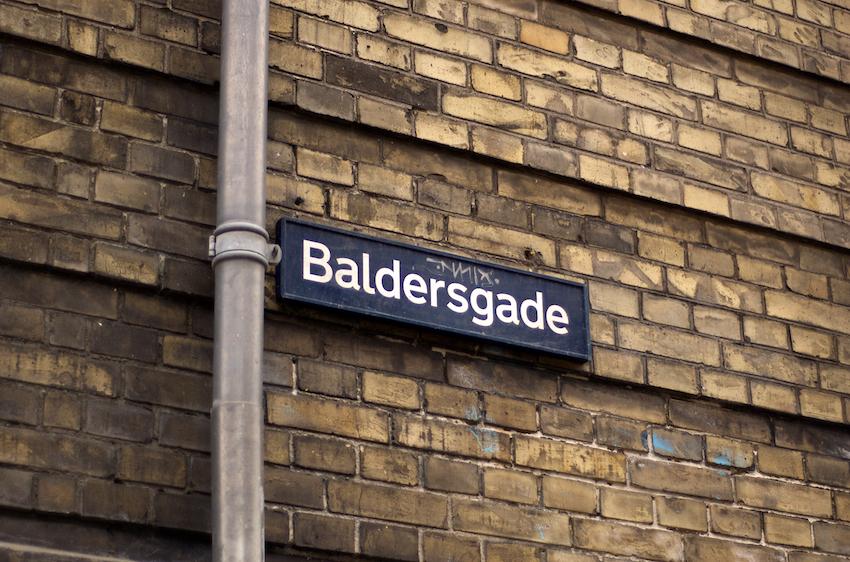 Baldersgade
