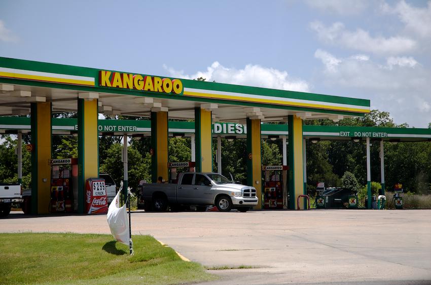 Kangaroo Fuel